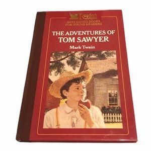 Readers Digest Adventures of Tom Sawyer Book